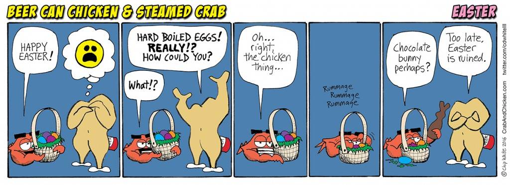 #41 – Easter is Ruined