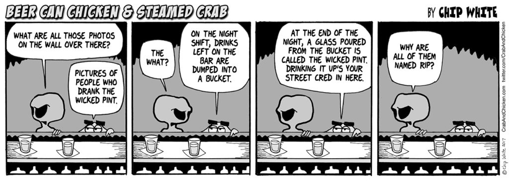#99 – The Wicked Pint