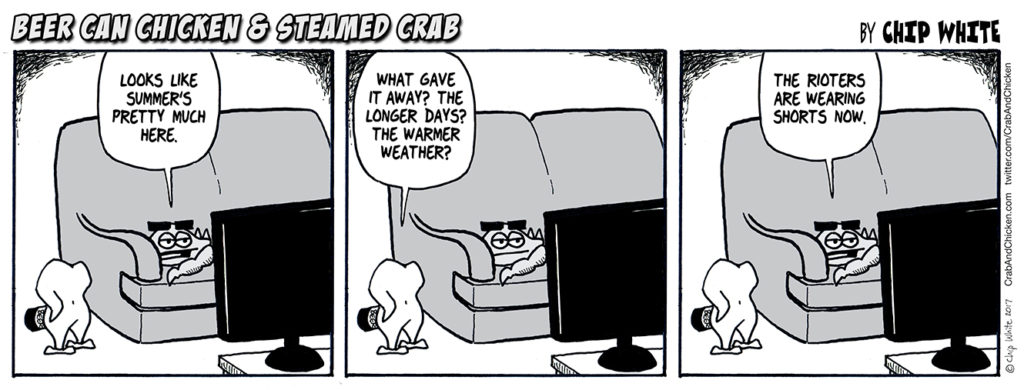 #108 – How to tell that summer has begun